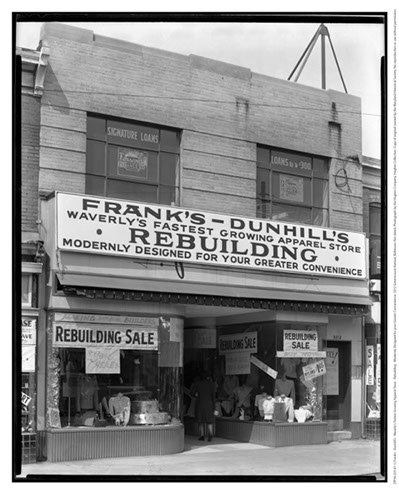 Dunhill Builders History Fairfax VA