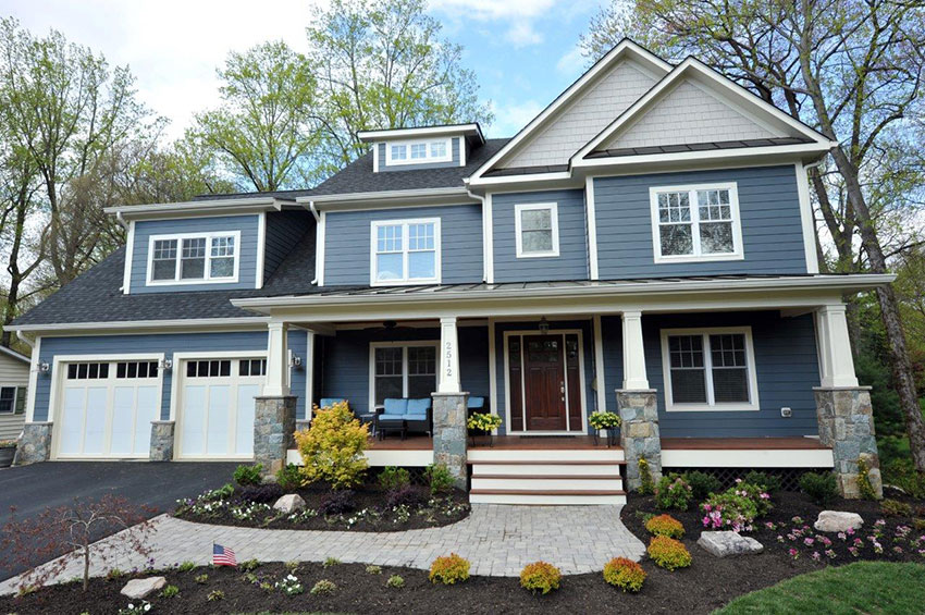 2512 Drexel St Custom Home