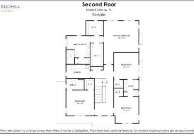 Kinsale Model Home