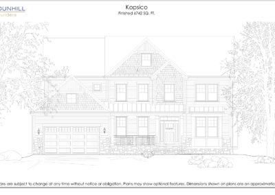 Kopsico Model Home