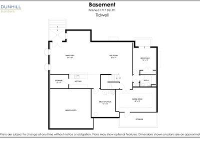 Tidwell Model Home